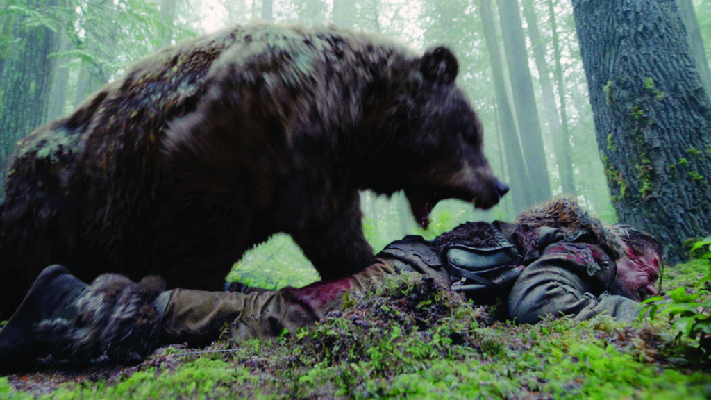 Grizzly The Revenant