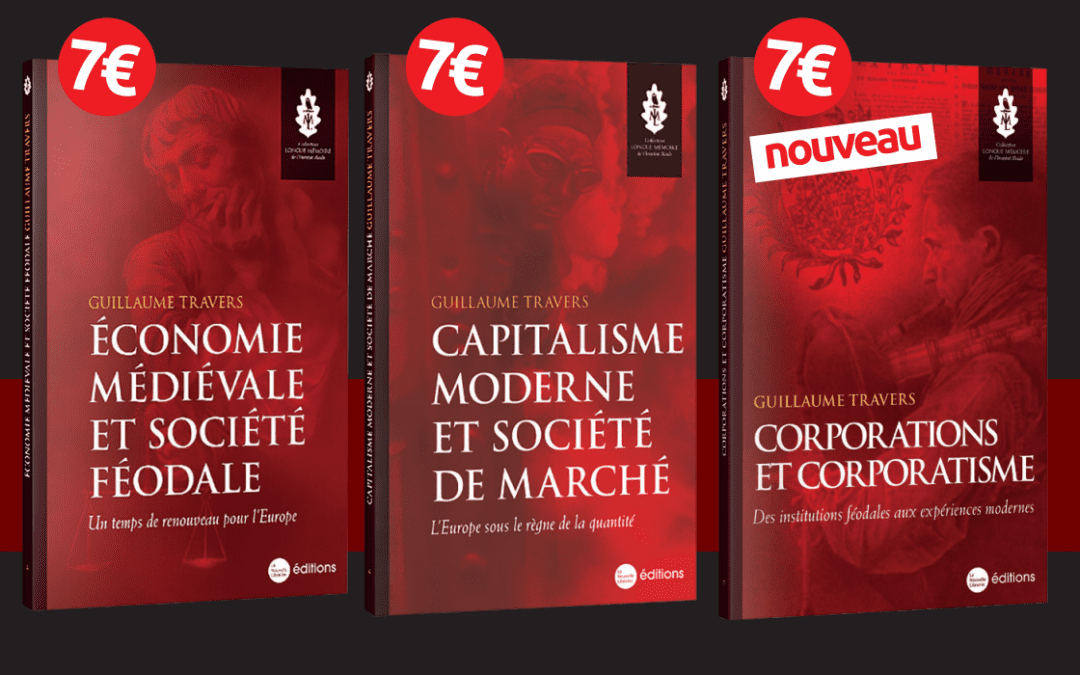 Guillaume Travers livres